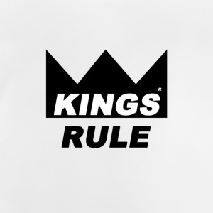 King Rule - Baby T-Shirt
