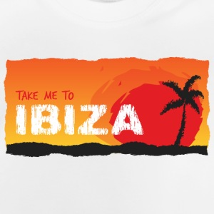 Take Me To Ibiza - Baby T-Shirt