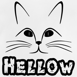 Hellow - Baby-T-shirt