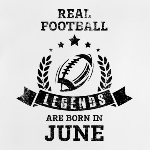 Football Legenden Juni - Baby T-Shirt