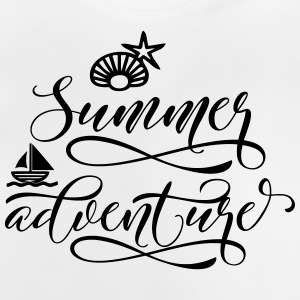 Summer, sun, beach & sea - Summer Adventure - Baby T-Shirt