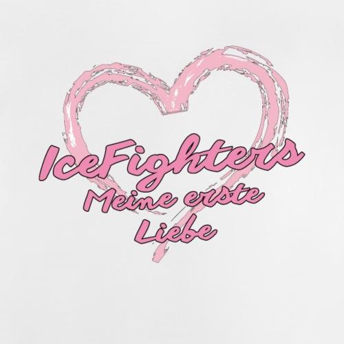 erste Liebe rosa - Baby T-Shirt