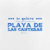 Te quiero Playa de Las Canteras - Camiseta bebé