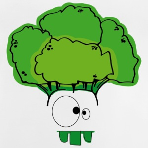 Funny broccoli - Baby T-Shirt