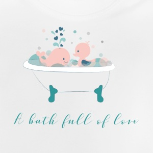 Bath of love - Baby T-Shirt