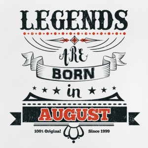 Legends August born birthday gift - Baby T-Shirt
