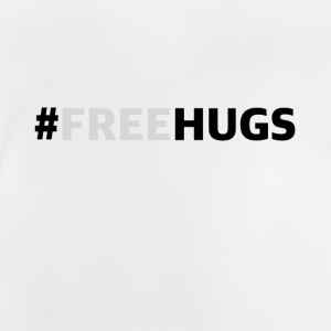 freehugs - Camiseta bebé