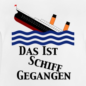 Ship gone - Baby T-Shirt