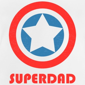 superdad - T-shirt Bébé