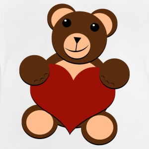The Great Bear Heart - For All - Baby T-Shirt