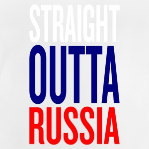 straight outta russia - Baby T-Shirt