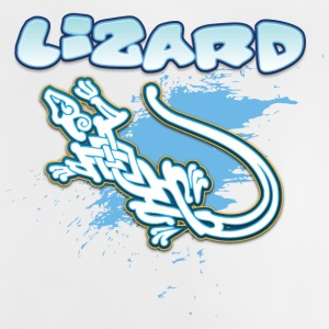 Cool tribal lizard - Baby T-shirt