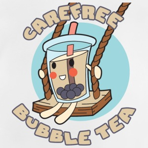 Carefree Bubble Tea - Baby T-Shirt