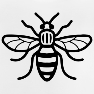 Manchester Bee - Baby T-Shirt