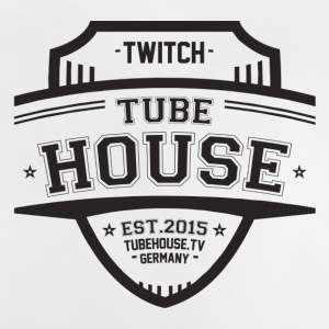 TubeHouse Team College Merch - Baby T-shirt