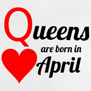 Queen april - Baby T-shirt