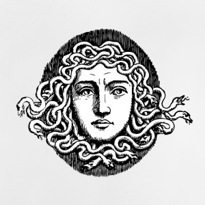 Medusa Head - T-shirt Bébé