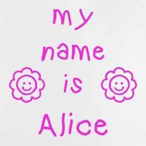 ALICE MY NAME IS - Baby T-Shirt