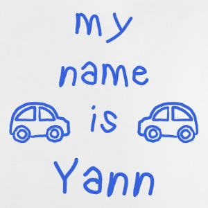 Yann MY NAME IS - Baby T-Shirt