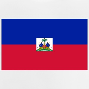 Nationale Vlag Van Haïti - Baby T-shirt