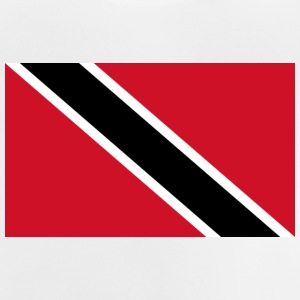 National Flag Of Trinidad And Tobago - Baby-T-shirt
