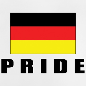 German Pride Germany Flag - Baby T-Shirt