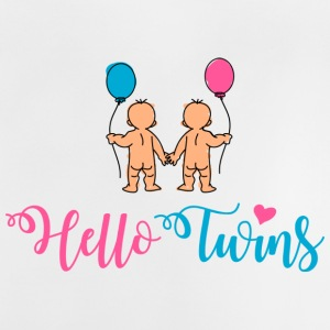 Twins2 - Baby T-Shirt