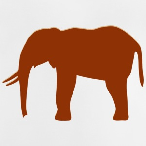 Real Elephant - Baby T-Shirt