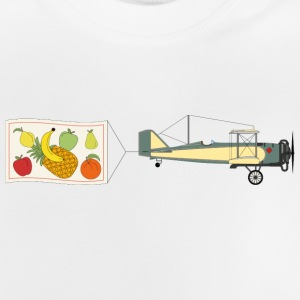 Vintage Airplane - Baby T-shirt