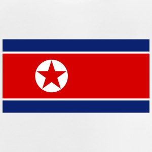 National Flag Of North Korea - Baby T-shirt