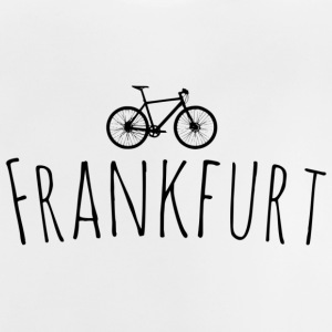 Bicycle Frankfurt - Baby T-Shirt