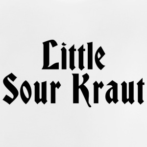 Little Sour Kraut Sauerkraut - Baby-T-shirt
