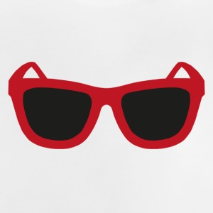 Red sunglasses - Baby T-Shirt