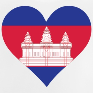 A Heart For Cambodia - Baby T-Shirt