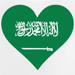 A Heart For Saudi Arabia - Baby T-Shirt