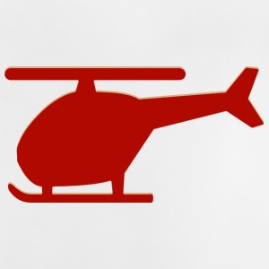 Helicopter - Baby T-Shirt