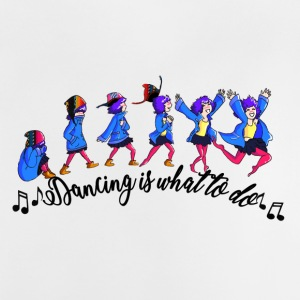 Dancing - T-shirt Bébé