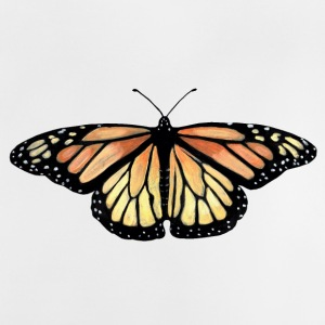 Monarch Butterfly - Baby-T-skjorte