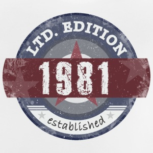 LtdEdition 1981 - Baby T-Shirt