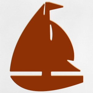 sailboat - Baby T-Shirt
