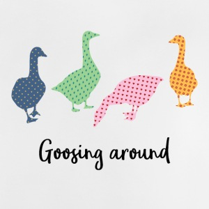 Goosing Around - Baby T-Shirt