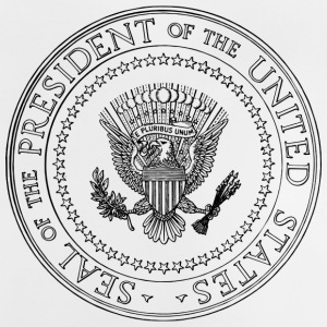 Seal - President of the United States - Baby T-Shirt
