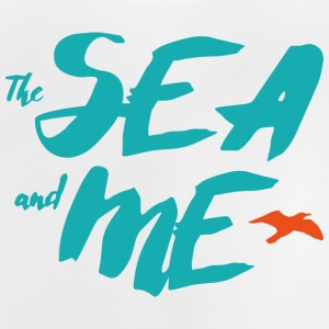 THE SEA AND ME - Baby T-Shirt