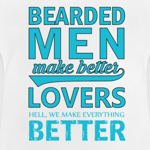 Bearded Men - Baby T-Shirt