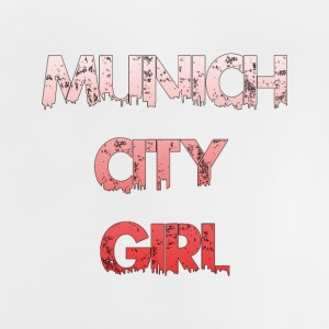 Munich City Girl - Baby-T-shirt