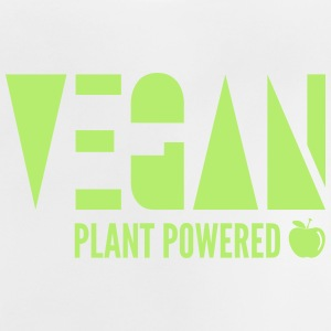 Veganist - Plant Powered - Baby T-shirt