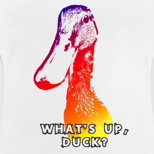 what's up duck - Color - Baby T-shirt