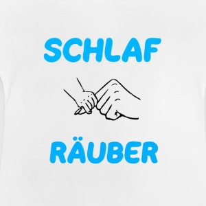 SCHLAF RÄUBER BABY COLLECTION - Baby T-Shirt