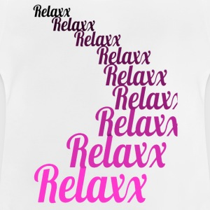 Relax pink - Baby T-Shirt