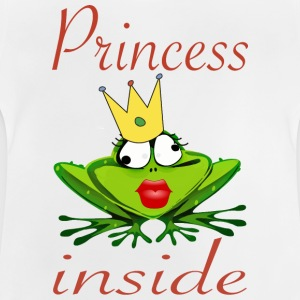 Princess Inside - Baby T-Shirt